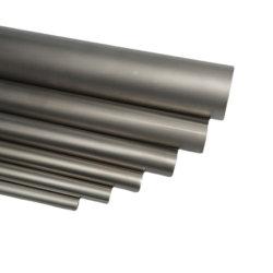 Herstellung Titanrohr Titan geschweißte Rohr ASTM B338 GR1 Titan Rohr für Wärmetauscher Rohr Preis