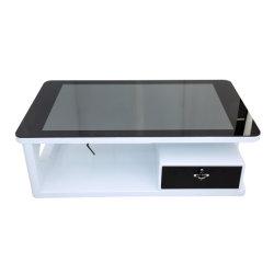Fabrieksprijs tabel met touchscreen voor kantoor op maat / kantoor Smart Vergadertafel