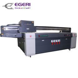 版の金属か製陶術または水晶、ABS/Plexiガラスまたはアクリル、PVC/PE、PP/FilmのAfforableの工場価格の紫外線平面印字機のためのEgeriの紫外線プリンター