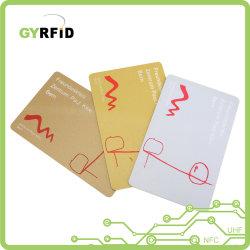 بطاقة صفعة, [بوسنسّ كرد] بلاستيكيّة, بلاستيكيّة هبة بطاقات ([جرفيد])
