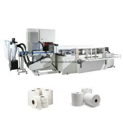 Automatisches Maxi Rollen-und riesiges Rollentoilettenpapier-Ausschnitt-Maschine