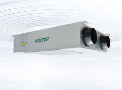تيار هواء بالطول 250 CMH يفتقد جهاز تهوية استرداد الطاقة قليل السمك Erv HRV Total المبادل الحراري جهة التصنيع الرائدة