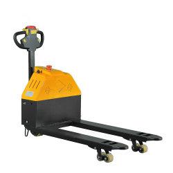 camion di pallet idraulico della batteria piena di energia elettrica 1.5t