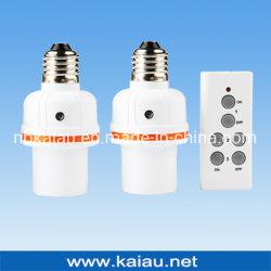 E27 433MHz telecomando RF suporte da lâmpada