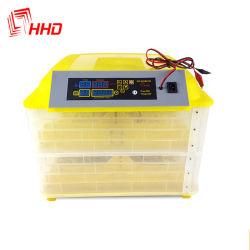 Hhdの機械を工夫するフルオートマチックの96個の卵の定温器の卵