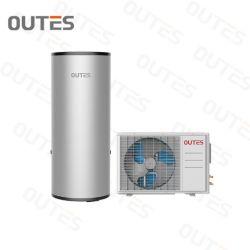 Bomba de calor dividida Heater-Freon Sistema de Circulação de água