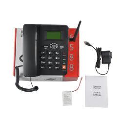 二重倍SIMのカードが付いているマルチSIMのカードGSMの固定無線デスクトップの電話