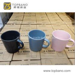 Nouveau grès porcelaine tasse céramique thé au lait tasse café avec Color Matte Glaze pour la promotion cadeau