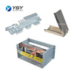 Hochleistungs-Laser-Schneiden/Schweißen/Bearbeiten Aluminium/Stahl/Coppe Blech Computer Ersatzteile Stanzteile OEM