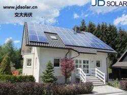 Jdsolar солнечной системы солнечные домашние системы питания 3Квт, 5 квт, 7 квт вкл./выкл. сетку для контейнера питателя