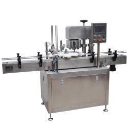 Fabricante de alta velocidade tipo rotativo Ronda automática pode Metal Seamer