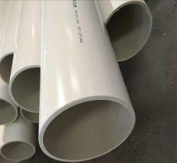 La haute pression PN16 Tube rond noir Types de plastique PVC CPVC pipe à eau