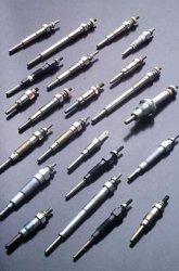Accesorios de Auto Partes Motor Diesel Diesel de bujías de precalentamiento Bujías de precalentamiento para Motores Diesel 4D28 para H3 H5