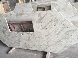 Andromeda de dalles de granit blanc (nouveau Cachemire blanc)