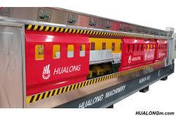 Hualong Hlmjx-12/16/20/24c Fully-Automatic полировальная машина для мрамора гранитные поверхности слоя шлифовки и обработки данных