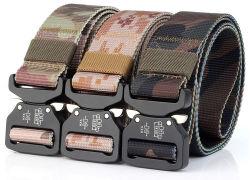 Tamanho da mais nova Mens de moda de lona de nylon da Cintura do Cinto de Segurança