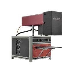 Cámara CCD de escritorio Marcador láser de fibra para pequeñas empresas.