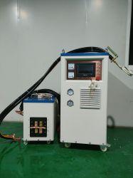 جهاز تسخين إغراء رقمي يدوي DSP-120kw للنحاس، والنحاس، والحديد، والصلب، والتلبيت