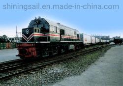 Международная Логистика Китая стоимость доставки в Латвии и Литвы и Румынии и Эстонии и Венгрии и Греции в Европе железнодорожного транспорта