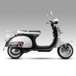 오리지널 뉴 150cc 4행정 클래식 가솔린 스쿠터(랙 포함
