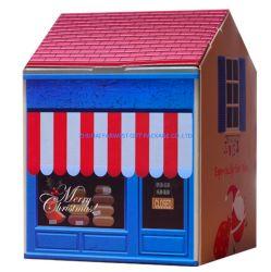 La créativité maison boîte cadeau en forme de boîte de papier Papier Art logo personnalisé de l'impression couleur Taille Commerce de gros