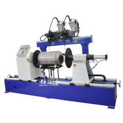 Автоматическая сварка Оборудование для воздушного компрессора бак машины сварочного аппарата дуга