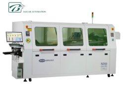 Jaguar Herstellung CE und RoHS zertifiziert Einfache Installation Einfache Bedienung Bleifreie Zweiwellen-Lötanlagen für das Löten von industriellen Steuergeräten