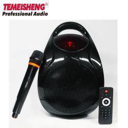 Altoparlante senza fili del Portable di telecomando del sistema di PA della maniglia