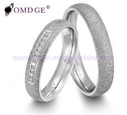 Classic OEM / ODM anneau en métal Factory-Custom bague de fiançailles partie Gift Sets