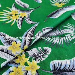 100% algodão Custom print qualquer desenho baixa quantidade mínima direto da fábrica para vestuário de moda vestido saia blusa Home roupa de têxteis