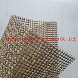 PTFE 코팅 유리섬유 섬유 다양한 색상의 오픈 메시