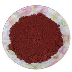 Pigmentos inorgânicos de óxido de ferro vermelho Fe2O3 Óxido férrico H190