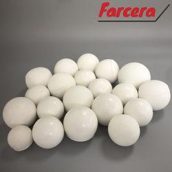 El 92% Al2O3 resistente al desgaste cerámica alúmina bolas de molienda Molino de bolas para molienda seca seca92-360F