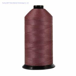 100% de fibra de PTFE hilados de filamentos de color
