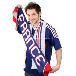 2020 Breiende Sjaal van de Jacquard van de Sjaal van de Ventilator van Frankrijk de Acryl Franse