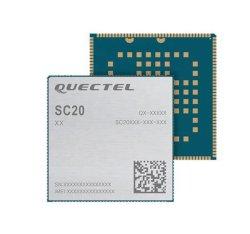 Quectel confiável de Redução de ruído 4G de comunicação sem fio SC20 Módulo Inteligente