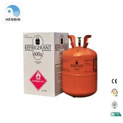 冷却装置冷却するR600Aガスのイソブタン14.3lb (6.5kg)