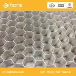 가벼운 내화성 소재 알루미늄 허니콤 코어