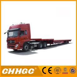 camion del trattore di potere di cavallo della testa del trattore del camion 6*4 (parte superiore piana) alto