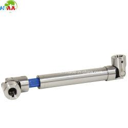 Aço inoxidável Junta Universal do Eixo da TDP, eixo de acionamento extensível