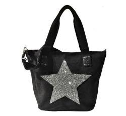 Vintage Star sacola de lona Bag-Tassel Messenger Bolsos Diamond Jóias Multifunctional Travel Saco a tiracolo envio pendente