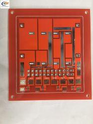 Fr4는 빨간 가면 PCB를 가진 옆 PCB 회로판을 골라낸다