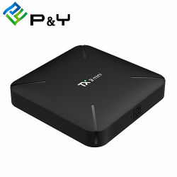 Vidéo Full HD 1080p pour Android Amlogic S905W Firmware Android TV Box Tx3 mini-L S90W 1g 8g Android TV Box avec un KD Player 17.6 Android 7.1