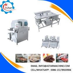 肉注入器のステンレス鋼/手動鶏の魚肉の塩水の注入器
