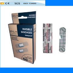Ligaduras de invisível ligaduras impermeável de acordo directo a partir da fábrica