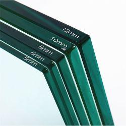 Низкое утюг 4мм, 6 мм, 8 мм, 10 мм, 12 мм 15мм 17.52мм ясно закаленного Sgp Закаленное слоистое стекло