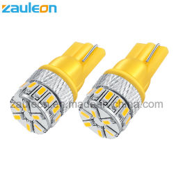 T10 W5W 194 de 3014 18 LED SMD gire a la luz de la luz de coche 10-30V DC