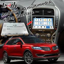Автомобильная навигация GPS 8 дюймовый Android GPS навигатор для Ford в Линкольнском