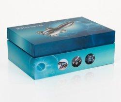 Farben-Drucken-verpackengeschenk-Kasten für Cosmtic/Verfassung/Skincare/die verpackende Gesundheitspflege, Pappbildschirmanzeige-Verpackungs-Kasten, verpackenkasten