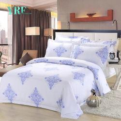 クイーン・ベッドのための贅沢な新製品マルチカラー寝具の綿織物